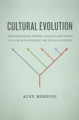 Cultural Evolution By Mesoudi, Alex
