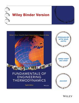 Fundamentals of Engineering Thermodynamics By Moran, Michael J.